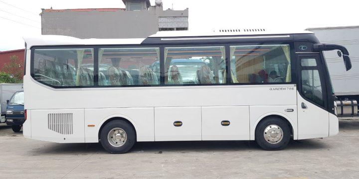 Giá thuê xe 29 chỗ tại Bắc Giang
