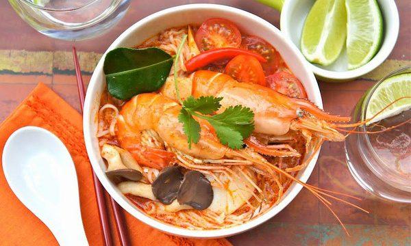 Những món ăn đêm nhất định phải thử ở chợ đêm Thái Lan – Phần 1