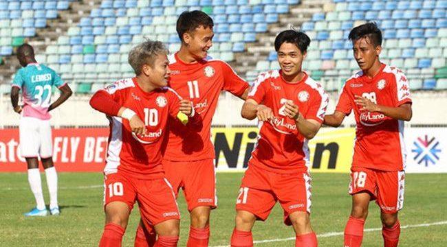 Câu lạc bộ thành phố Hồ Chí Minh định đoạt cục diện bảng F khi gặp Lao Toyota