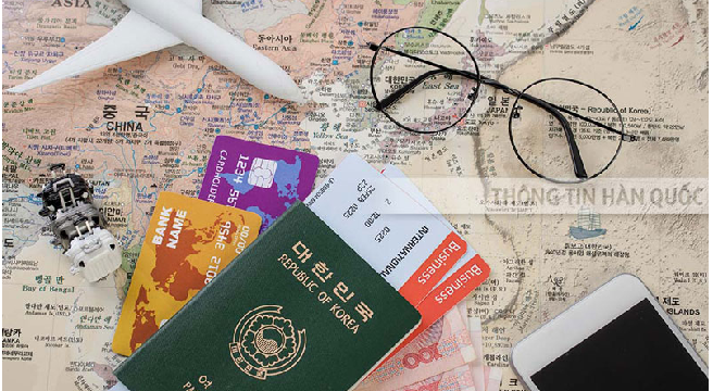 Dịch vụ visa Hàn Quốc có bao gồm việc chuẩn bị các giấy tờ chứng minh nhân thân không?
