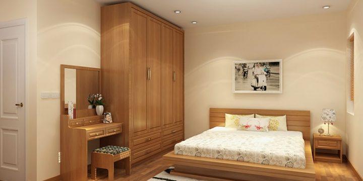 Cách đặt đèn phòng ngủ phù hợp với không gian và nội thất