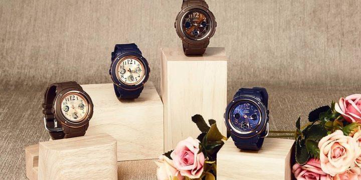 Đánh giá dòng đồng hồ Baby G BGA-150PG với màu sắc và thiết kế tinh tế