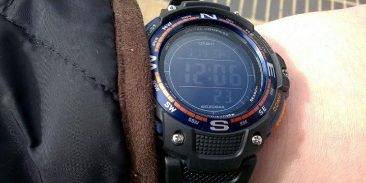 Đánh Giá Chi Tiết Đồng Hồ Casio SGW-100 Đang Hot Hiện Nay