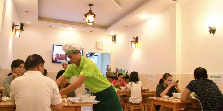 Tìm người phụ bán quán ăn sẽ trở nên dễ dàng hơn khi thông qua trung tâm giới thiệu